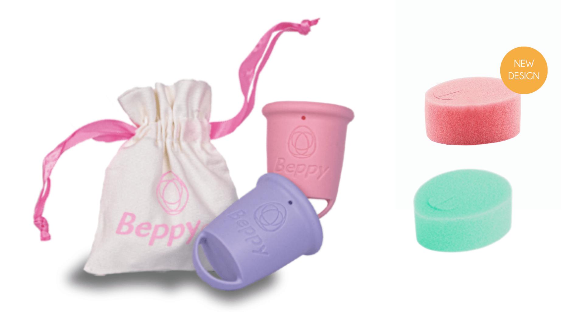, Blog, Kubeczek menstruacyjny BEPPY CUP i Tampony BEPPY