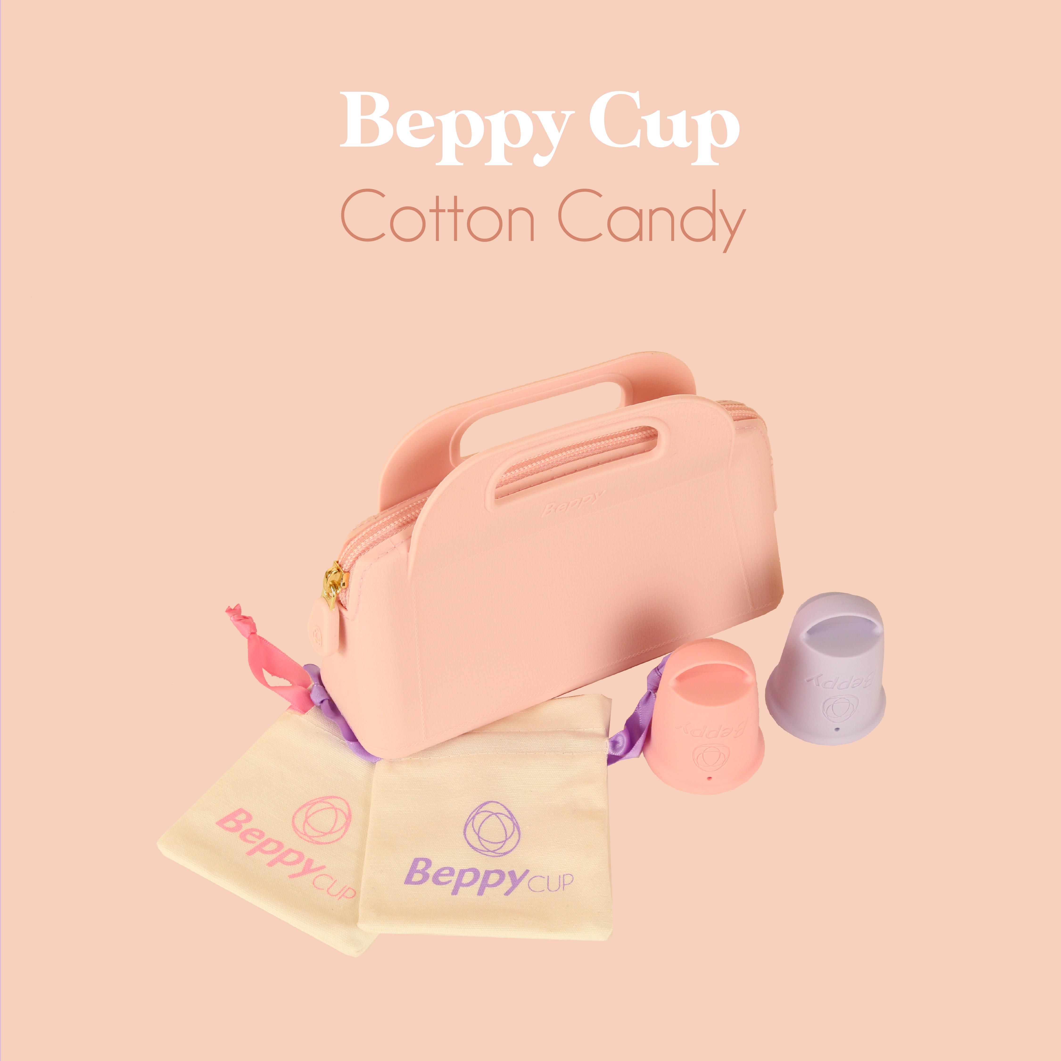 kubek menstruacyjny, Kubeczek menstruacyjny Beppy Cup – najczęściej zadawane pytania, Kubeczek menstruacyjny BEPPY CUP i Tampony BEPPY